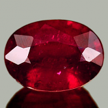 Genuine RUBY 1.81ct 8.2 x 6.0 x 4.1mm Oval