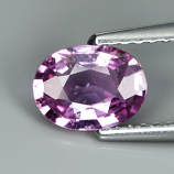 Genuine Pink Sapphire .94ct 7.2 x 5.4mm SI