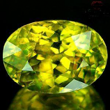 Genuine 100% Natural SPHENE 1.14ct 7.3 x 5.2 x 4.2mm Oval