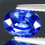 Genuine BLUE SAPPHIRE .70ct 6.4 x 4.7 x 2.8mm Oval