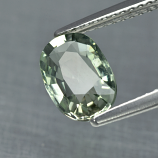 Genuine 100% Natural Green Tourmaline 1.34ct 8.7x6.0x3.6mm SI1 Mozambique