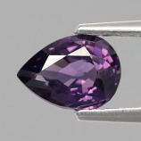 Genuine 100% Natural Purple Spinel 1.07ct 7.3 x 5.3mm Tanzania SI1