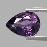Genuine 100% Natural Purple Spinel 1.07ct 7.3 x 5.3mm Tanzania SI1