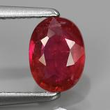 Genuine Pink Sapphire .79ct 6.5x4.8x2.5 SI2 Mozambique