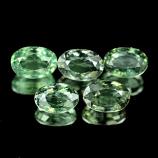 Genuine Green Sapphire .63ct