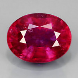 Genuine Pink Sapphire 2.55ct 8.5x6.5x4.9mm SI2 Madagascar