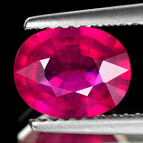 Genuine Ruby 2.15ct 8.5 x 6.5mm Madagascar VS1