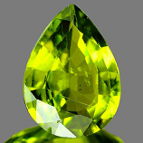 Genuine 100% Natural PERIDOT 2.17ct 10.7 x 8.0 x 3.9mm Pear