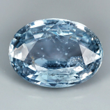 Genuine 100% Natural BLUE SAPPHIRE 1.73ct 8.5 x 6.3mm Oval