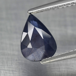 Genuine 100% Natural BLUE SAPPHIRE 1.46ct 8.5 x 6.0mm Pear SI2 Clarity
