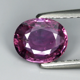 Genuine Pink Sapphire 1.12ct 7.1 x 5.9mm SI