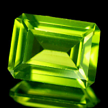Genuine 100% Natural Peridot 1.45ct 7.8 x 5.9 x 3.6mm VVS