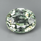 Genuine Green Sapphire 1.23ct 6.6 x 5.4mm SI