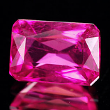 Genuine 100% Natural PINK TOURMALINE 1.13ct 7.2 x 5.0 x 3.6mm Octagon
