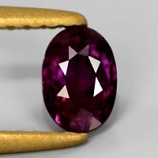 Genuine 100% Natural Violet Sapphire 0.56ct 5.5x4x3mm SI2 Madagascar