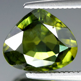 Genuine GREEN SAPPHIRE 2.50ct 9.5 x 8.0 x 4.0mm Pear