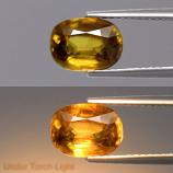 Genuine 100% Natural Sphene 2.19ct 9.0x6.5x4.4mm SI1 Madagascar