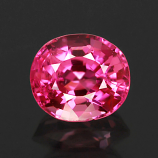 Genuine 100% Natural PINK SPINEL .65ct 5.3 x 4.7 x 3.5mm Oval