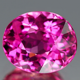 Genuine 100% Natural PINK TOURMALINE 1.45ct 7.4 x 6.1 x 5.0mm Oval