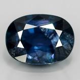 Genuine Blue Sapphire 1.14ct 7.0 x 4.9 x 3.4mm Oval Thailand VS1